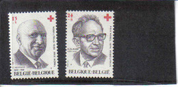 2241/2242 RODE KRUIS RED CROSS  POSTFRIS** 1987 - Belgique