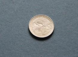 Australia 2013 CANBERRA CENTENARY 20c Coin QEII - Decimal Coinage (1966-...)