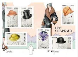 BF** Les Chapeaux - Blocs & Feuillets