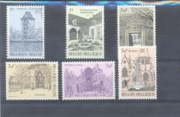 2054/59 TOERISME POSTFRIS** 1982 - Belgique