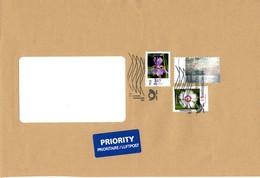 Auslands - Briefstück Von Briefzentrum 84 Mit 375 Mischfrankatur 2018 - BRD