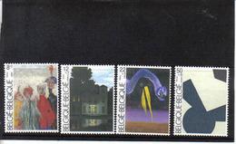 2141/44 CULTURELE REEKS  POSTFRIS** 1984 - Belgique