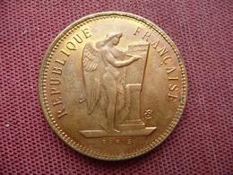FRANCE Jeton Dit De Maison Close 1897 Superbe état - Monetary / Of Necessity