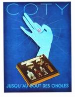 """PUB PARFUM  """" COTY """"  1930  ( 1 ) - Parfums & Beauté"""