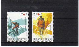 2082/83 RODE KRUIS  POSTFRIS**  1983 - Belgique