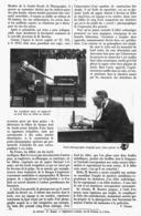 "LES BILLETS De BANQUE  "" PARLANT ""   1914 - Coins & Banknotes"