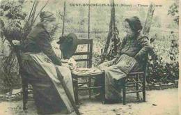 58 - Saint Honoré Les Bains - Tireuse De Cartes - Animée - Carte Neuve - Voir Scans Recto-Verso - Saint-Honoré-les-Bains