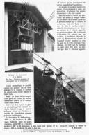 "LE FUNICULAIRE DU KOLLERERBERG  "" BOZEN ""  (  TYROL )  1914 - Transport"