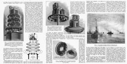 """LA TELEGRAPHIE ACOUSTIQUE Par La SIRENE ELECTRIQUE """" BLERIOT """"  1914 - Technical"""