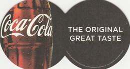 Coca Cola      -   Recto Verso - Sous-bocks