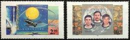 Kazakhstan 1995.Cosmonautics Day. Space.  MNH** - Kazakhstan