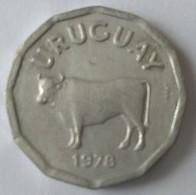 URUGUAY - 5 Centesimos 1978 - - Uruguay