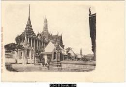 12643g THAILANDE - Temple - Thailand
