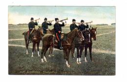 Artillerie - Les Trompettes - Regiments