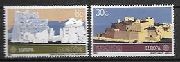 MALTE    -   1983 .   Y&T N° 668 / 669 **.   EUROPA ..   Série Complète. - Malte