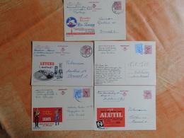 5 Entiers Postaux Publibel (L6) - Entiers Postaux