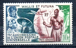 Wallis & Futuna Luftpost Y&T PA 11** - Luftpost