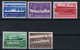 Nederland Y/T 666 / 670 (0) - 1949-1980 (Juliana)