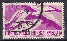 Messico, 1956 - 35c Hands And Pigeon - Nr.805 Usato° - Mexique