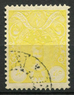 Persia 1908 Mi. 244 Oblitéré 100% 4 Kr, Mohammed Ali Schah - Iran