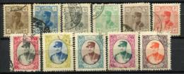 Persia 1933 Mi. 625- Oblitéré 80% Reza Pahla Vi Schah - Iran