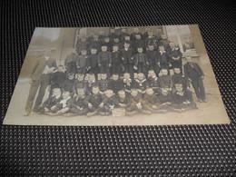 Vracene ( Vrasene ) Beveren  Carte Photo  Fotokaart : Ecole Premier  Vracene  III - 1908 - Beveren-Waas