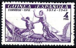 Guinea Española Nº 275 En Nuevo - Guinea Espagnole