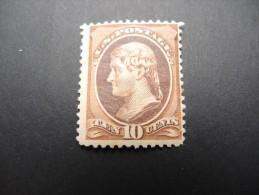 ETAT-UNIS - N° 44 Neuf Sans Gomme - Rare - A Voir - P 16265 - Unused Stamps