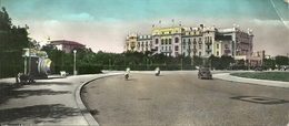 Rimini (E. Romagna) Piazzale Grand Hotel, Grand Hotel's Square, Place Du Grand Hotel - Rimini