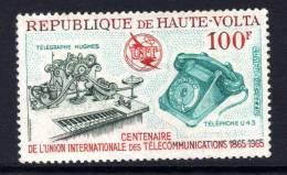 Haute Volta P.A. N° 22  XX Centenaire De L'U.I.T. Sans Charnière TB - Haute-Volta (1958-1984)