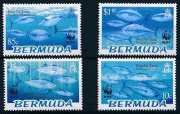Bermudas 2004 - WWF Marina Life Mint - Bermudes