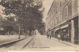 Privas : Haute Esplanade - Privas