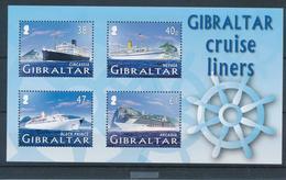 Gibraltar 2005 - Boats - Ships Mint - Gibraltar