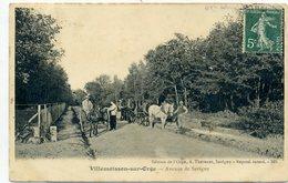 91 - VILLEMOISSON SUR ORGE - Avenue De Savigny - France