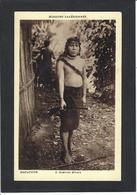 CPA Equateur Type Ethnic Guerrier Non Circulé - Ecuador