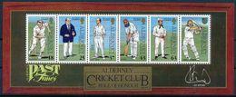 Alderney 1997 - Sheet  Cricket Mint - Alderney