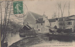 Varennes-sur-Yerres : Environs De Villeneuve-Saint-Georges - Le Moulin De Jarcy Sur L'Yerres - France