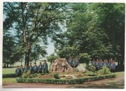 A 1090 -  Kelmis -  La  Calamine  1958 - Monument Dédié à Nos Ancêtres - La Calamine - Kelmis