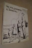Ancien Ouvrage D'école,la Vie Scolaire à Seraing (Liège),1939-1940,complet 26 Cm. Sur 20 Cm. - Advertising