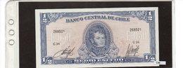 Banconota Chile 1/2 Escudo - Chili