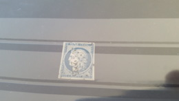 LOT 430662 TIMBRE DE FRANCE OBLITERE N°4 - 1849-1850 Ceres