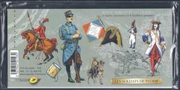 France Bloc Souvenir N° 69 à 73 Les Soldats De Plomb Ensemble 6 Blocs NSB ** - Souvenir Blocks