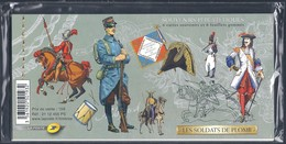 France Bloc Souvenir N° 69 à 73 Les Soldats De Plomb Ensemble 6 Blocs NSB ** - Souvenir Blokken
