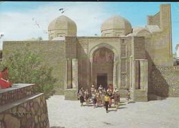 OUZBEKISTAN---BUKHARA--magoki-attai-mosque XII-XVI Centuries--voir 2 Scans - Ouzbékistan