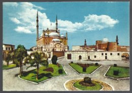 CP N° 523-Egypt, Cairo-The Mohamed Aly Mosque - Islam
