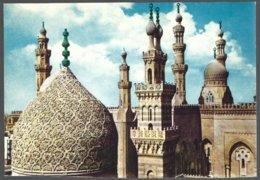 CP N° 528 -Egypt, Cairo-The Town Of Thousand Minarets - Islam