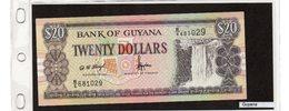 Banconota Guyana 20 Dollars - Guyana