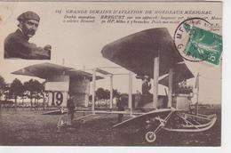 33.1103/ Grande Semaine D'aviation De BORDEAUX  MERIGNAC - Bréguet - Merignac