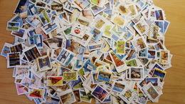 BRD - 300 G Kiloware Selbstklebende Sonder- Und Zuschlagsmarken (brd-34) Bis 2018 - Gestempelt - Briefmarken