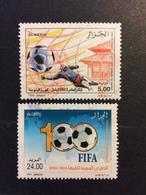Algeria Used 2002-2004 FIFA Football, Soccer - Algérie (1962-...)
